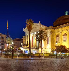 Palermo e Agrigento