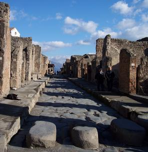 Pompeii and around
