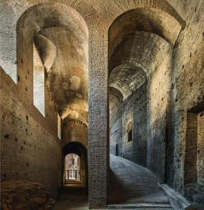 The Imperial ramp – excavations and restorations of Roman Forum and Palatine Hill