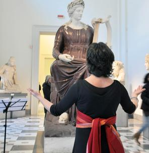 IN… CANTO AL MUSEO
