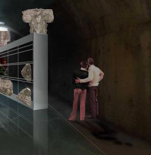 Apertura al pubblico dei sotterranei delle terme di Caracalla
