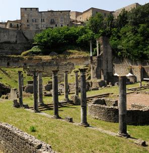Teatro Romano e Acropoli Etrusca di Volterra