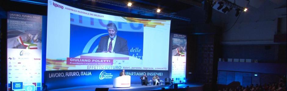 ALLEANZA COOPERATIVE - Assemblea Nazionale Alleanza Cooperative Italiane