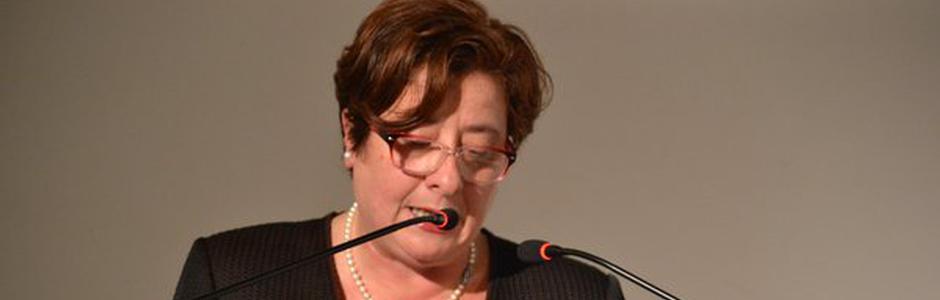 Letizia Casuccio, Presidente dell'Assemblea dei delegati e delle delegate di Legacoop Nazionale