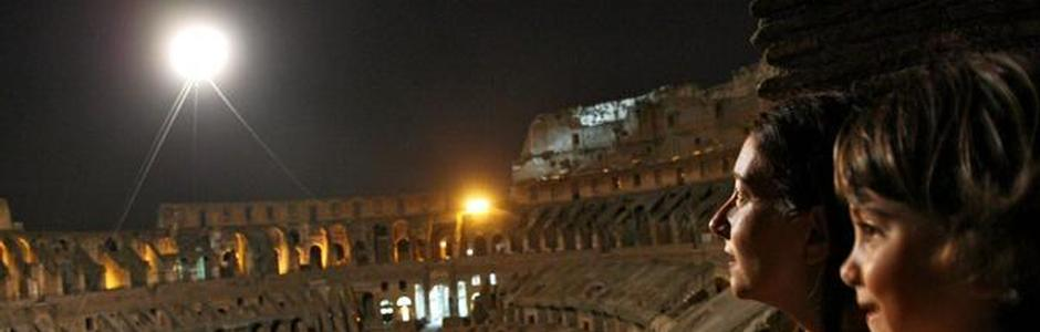 Colosseum Night Opening