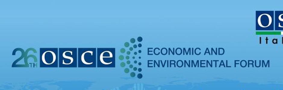 Economic and Environmental Forum OSCE