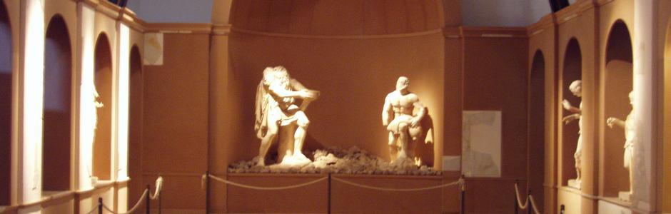 useo Archeologico dei Campi Flegrei nel Castello di Baia