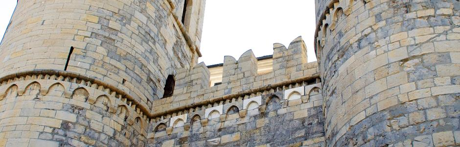 Torri di Sant'Andrea (Porta Soprana)
