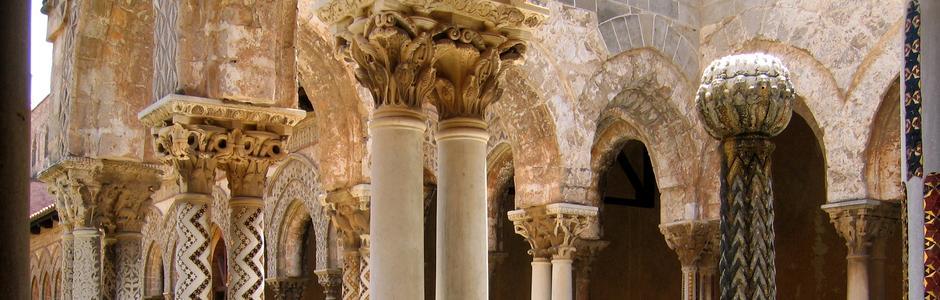 Santa Maria Nuova Cloister