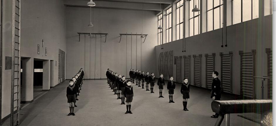 SPORT, SPORTIVI E GIOCHI OLIMPICI nell'Europa della guerra (1936- 1948)