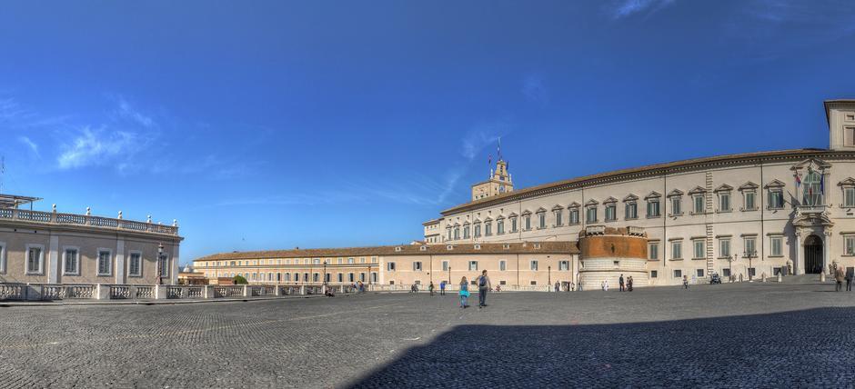 Tour at Palazzo del Quirinale