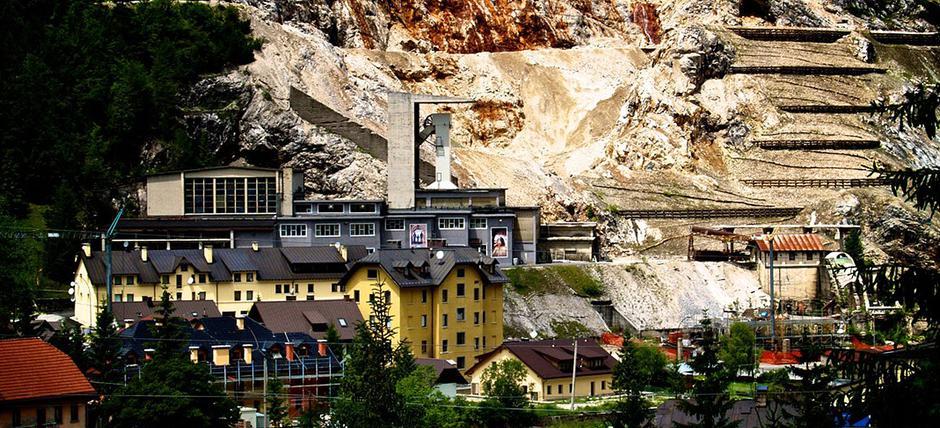 Glück auf_Giornata del Parco Internazionale Geominerario di Cave del Predil