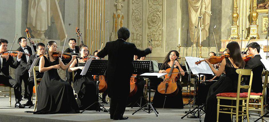 CONCERTS AT QUIRINALE PALACE