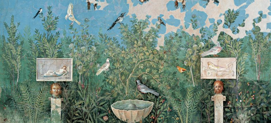 Mito e natura. Dalla Grecia a Pompei