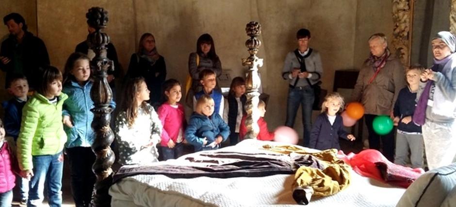 #FamigliealMuseo con CoopCulture in Piemonte_Saluzzo