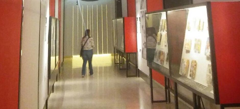 In visita alla mostra Mangasia