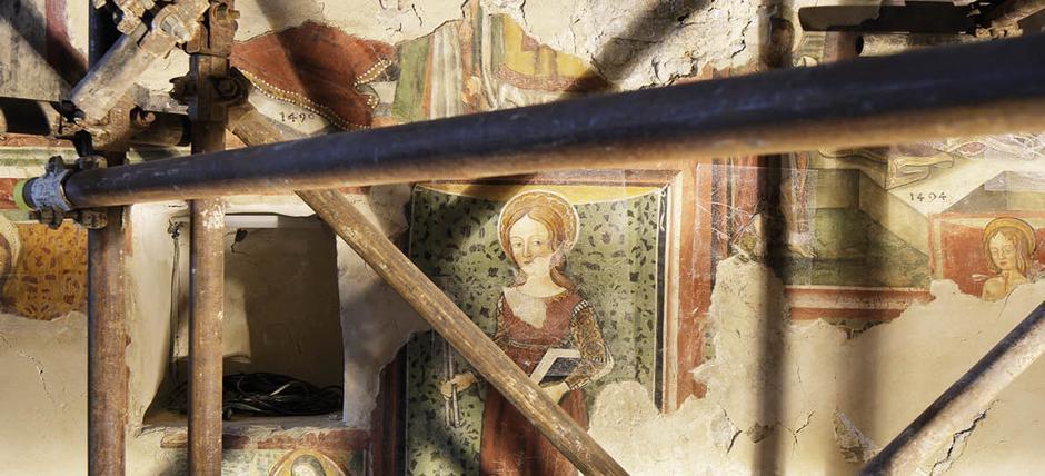 Rinascite. Opere d'arte salvate dal sisma di Amatrice e Accumoli