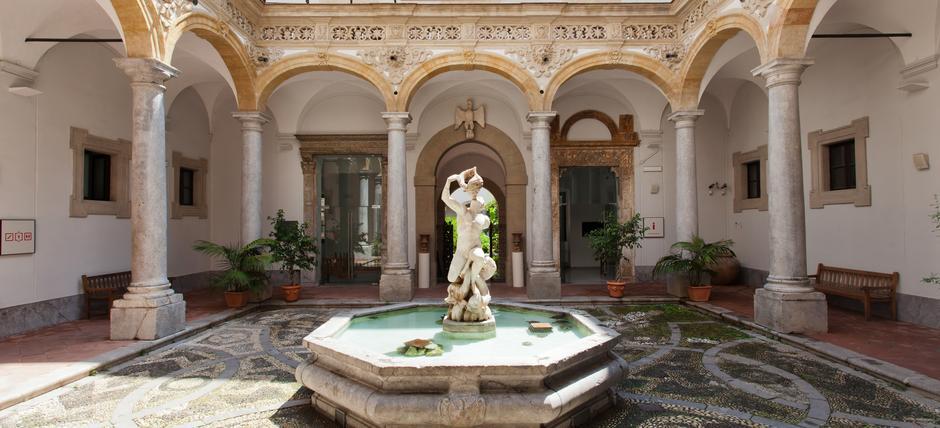 Culture Concept Store Palermo - Museo Salinas