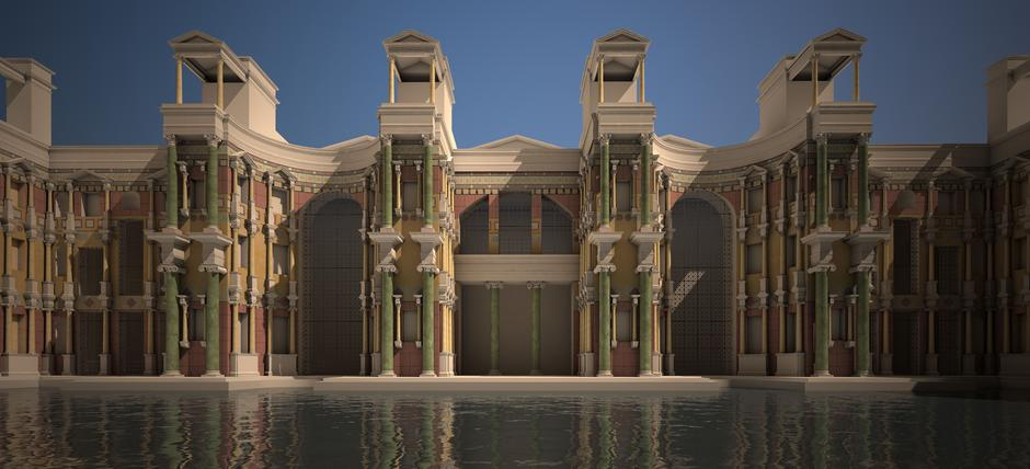 Diocleziano 3D