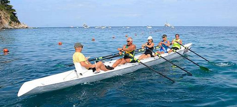 Capri Napoli Coastal Rowing Regatta