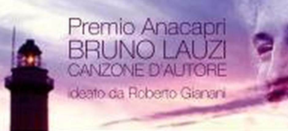 Premio Anacapri Bruno Lauzi - Canzone d'autore - 2017