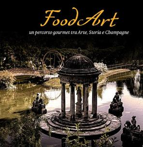 FoodArt - Gourmet Path between Art and Champagne