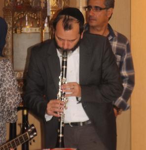 Concerto di Davide Casali al Museo Ebraico di Venezia
