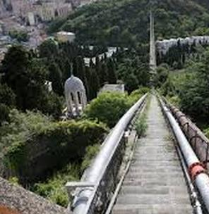 Trekking alla scoperta dell'Acquedotto Storico di Genova