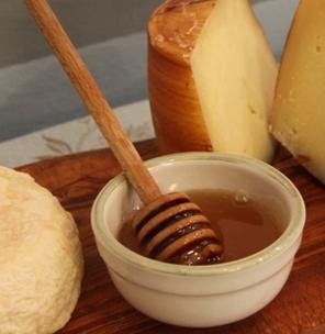 From milk to cheese: perfume of Pecorino del Beigua