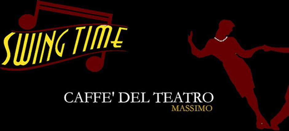 Le sonorità poetiche dello Swing Time al Caffè del Teatro Massimo