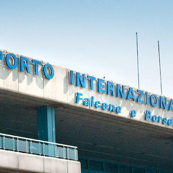 Aeroporto di Palermo Falcone Borsellino (PMO) - Aeroporto - Palermo