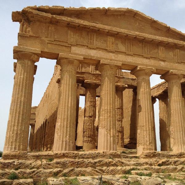 Area Archeologica di Agrigento (Valle dei Templi) - Sito UNESCO - Agrigento