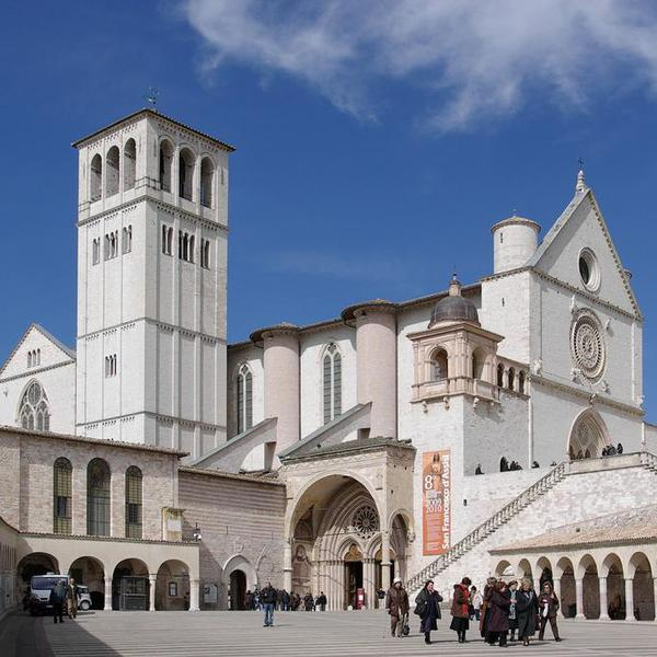 Basilica di San Francesco in Assisi
