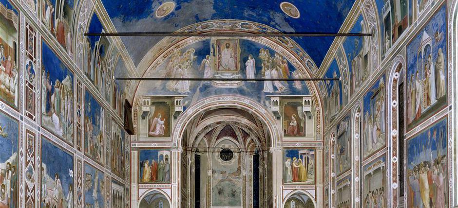 Cappella degli scrovegni - La finestra padova ...
