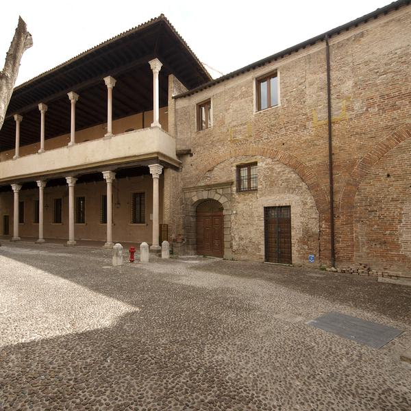 The Carrarese Royal Palace