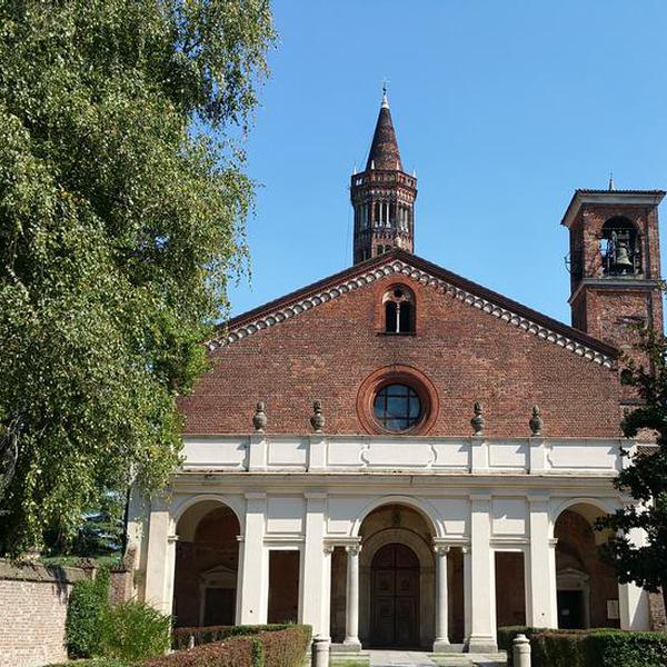 The Abbey of Chiaravalle
