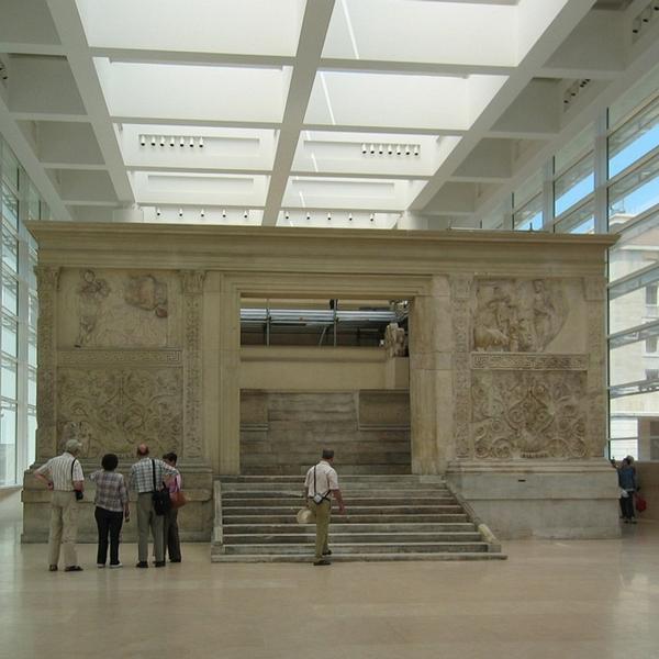 Il complesso museale dell'Ara Pacis