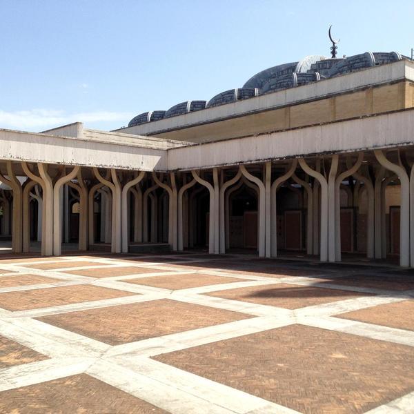Grande Moschea di Roma