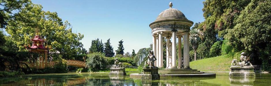 Il Parco di Villa Durazzo Pallavicini di Pegli