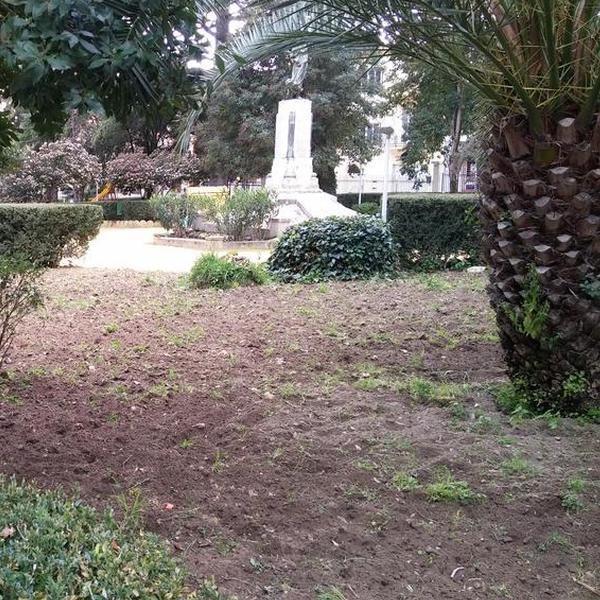 Parco della Rimembranza - Aree naturalistiche - Santa Margherita di Belice