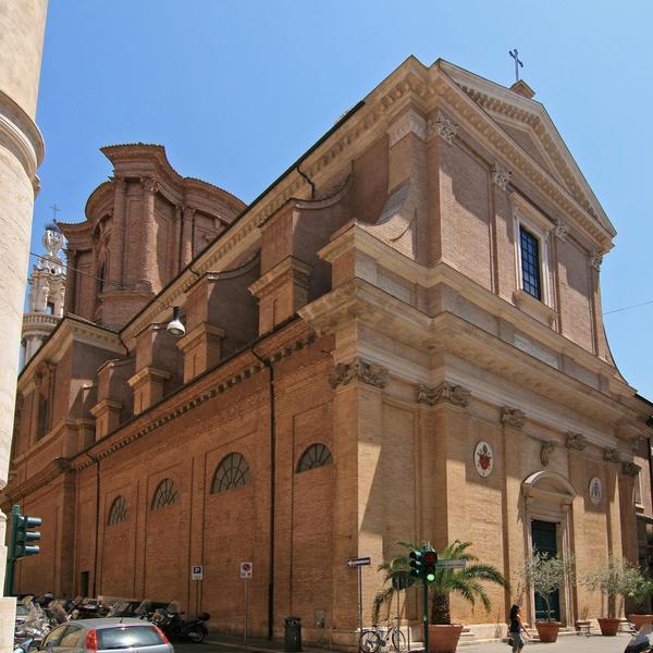 Basilica di Sant'Andrea delle Fratte
