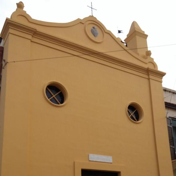 Chiesa dell'Addolorata - Chiese - Menfi