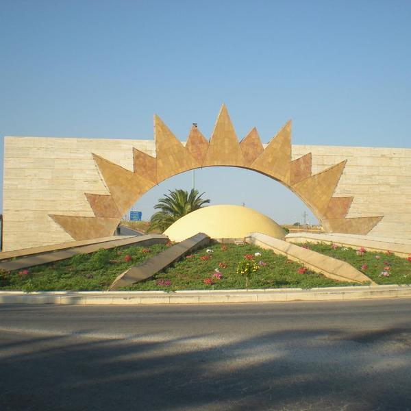 Arte Contemporanea post terremoto - Monumenti - Menfi