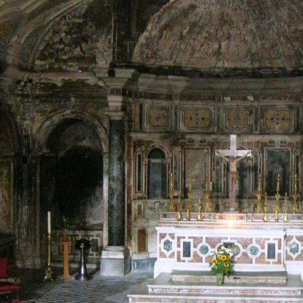 Catacombe di San Gaudiosio