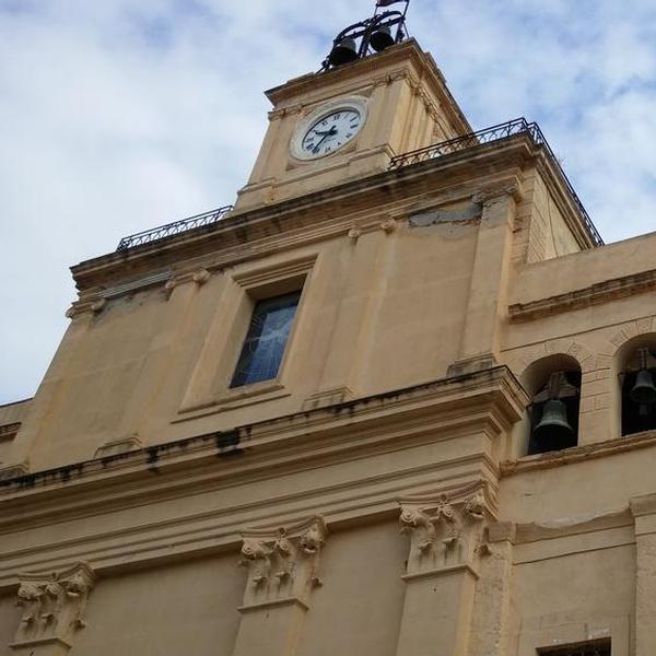 Chiesa del Collegio di Maria SS. Annunziata - Chiese - Menfi
