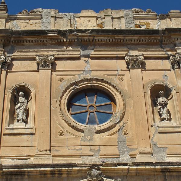 Chiesa di San Giuseppe - Chiese - Menfi