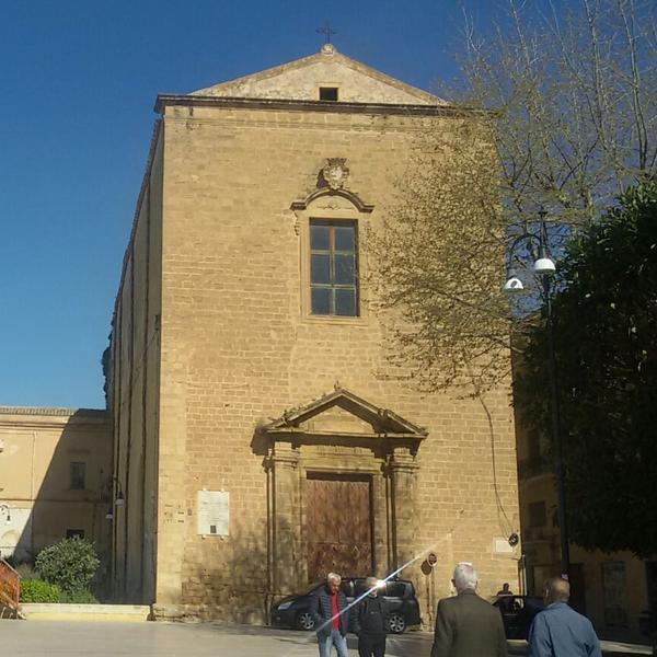 Chiesa di San Domenico e relativo Convento - Chiese - Sciacca