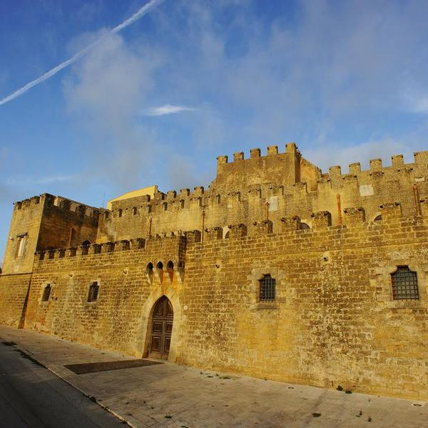 Castello Grifeo - Castello - Partanna