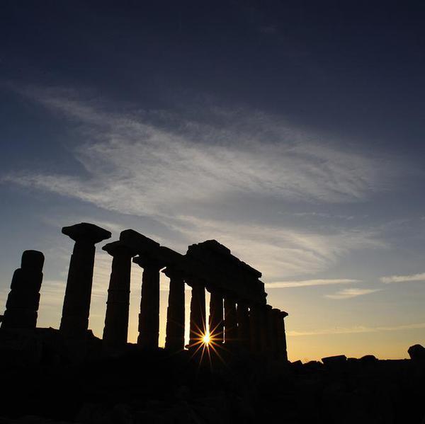 Parco Archeologico di Selinunte - Aree archeologiche - Castelvetrano