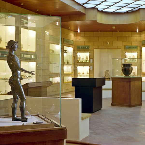 Selinunte Civic Museum - Museums - Castelvetrano